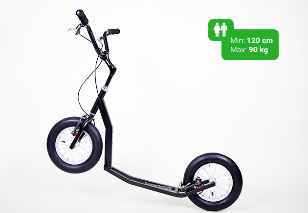 Kbike-K5-Sport_Black_Side