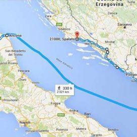 Dove osano i viandanti – Girovagando in footbike per l'Europa