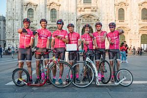 Siamo i campioni del Giro!